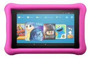 Tablet Amazon Fire 7 Kids Edition - 16GB - Rosa