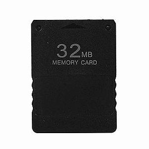 Ps2 - Memory Card Paralelo p/ PlayStation 2  (32Mb)