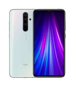 "Xiaomi Redmi Note 8 Pro 128Gb Rom / 6Gb Ram / Tela 6.53"" / Camera 64Mp + 8Mp + 2Mp + 2Mp  - Pearl White - Global"