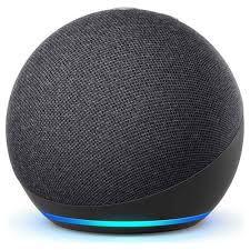 Smart Speaker Amazon Alexa Echo dot 4ª Geração - Preto Charcoal
