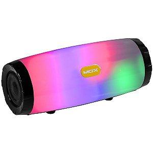 Caixa de Som Bluetooth Fm/Sd/Usb Mox MO-S118 - Preto