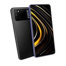 Celular Xiaomi Pocophone Poco M3 Dual 64GB / 4GB RAM - Power Black