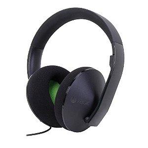 Fone Headset Xbox One Stereo com Fio Original Microsoft