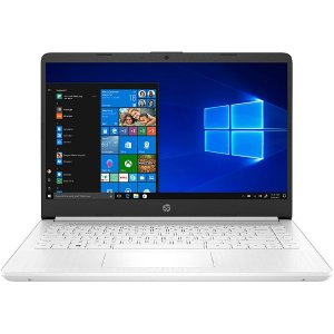 "Notebook Hp 14-dq0002dx Intel Celeron N4020 + 4gb Ram + HD SSD 64gb + Tela 14"" + Windows 10 + Office 365"