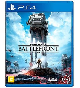 PS4 -  Star Wars Battlefront EA - Seminovo