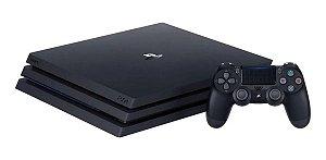 Console Sony Playstation 4 Pro 1TB Modelo 7215 - Preto