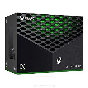 Console Xbox Series X 1TB / 8K / HDR - Preto