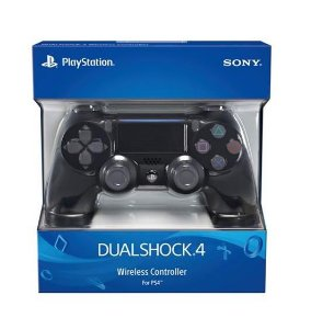 Controle Joystick Original Sony Dualshock 4 para Playstation 4 PS4 - Jet Black Preto