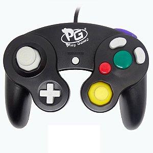 Controle Joystick Game Cube c/ Fio USB - PG