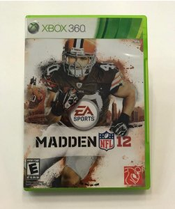 XBOX 360 - Madden NFL 12