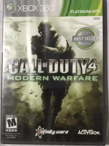 XBOX 360 - Call Of Duty 4 - Modern Warfare