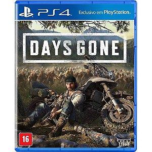 PS4 - Days Gone - Seminovo