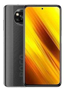 Telefone Celular Smartphone Xiaomi Pocophone  Poco X3 NFC Dual SIM - 6GB / 64 GB