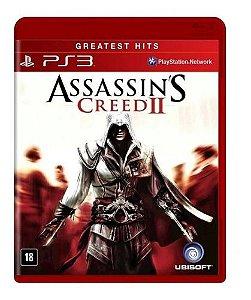PS3 - Assassin's Creed II - Seminovo
