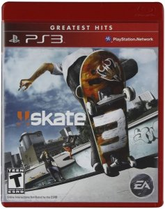 PS3 - Skate 3 - Seminovo