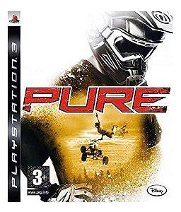 PS3 - Pure ATV - Seminovo