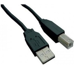 Cabo USB 2.0 p/Impressora c/ Filtro - 3m (C-30)