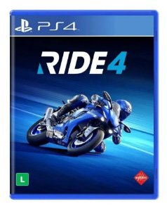 PS4 & PS5 - Ride 4