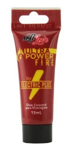 Excitante Ultra Power Fire Bisnaga 15ml Soft Love