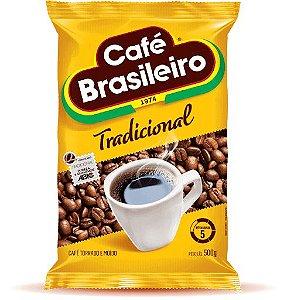 Café Brasileiro Tradicional - 500 gramas