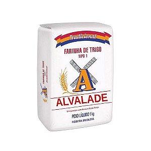 Farinha de Trigo Alvalade 1Kg