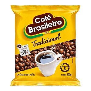 Café Brasileiro Tradicional - 250 gramas