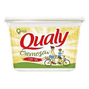 Margarina Qualy Cremosa 500g C/Sal
