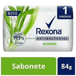 Sabonete Rexona Bamboo 84g