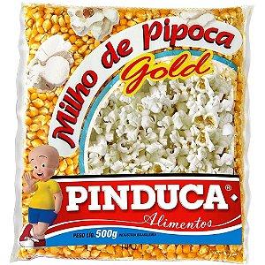 Milho de Pipoca Pinduca 500g