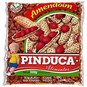 Amendoim Pinduca 500g