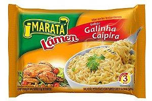 Macarrão Lámen Marata Galinha Caipira 80g