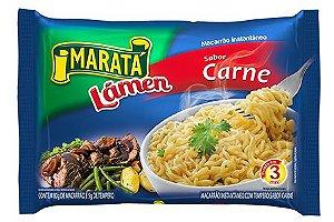 Macarrão Lámen Marata Carne 80g