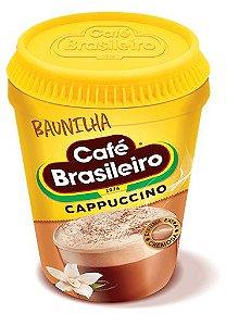 Cappuccino Café Brasileiro 400g