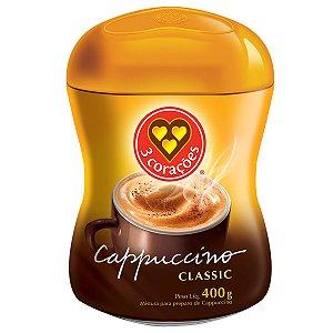 Cappuccino 3 Corações 400g
