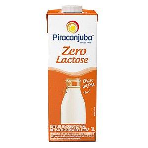 Leite Zero Lactose Piracanjuba 1L