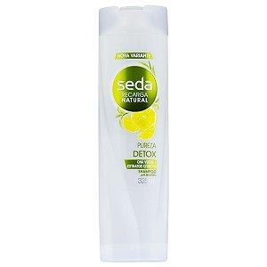 Shampoo Seda Cocriações Pureza Detox 325ml