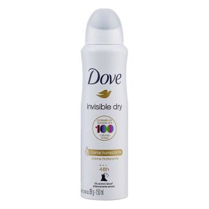 Desodorante Dove Invisible dry 150ml