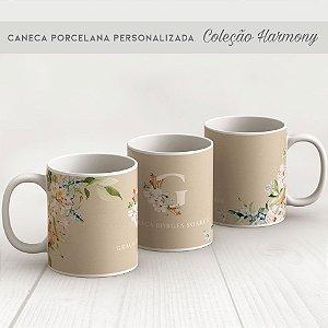 CANECA PORCELANA HARMONY