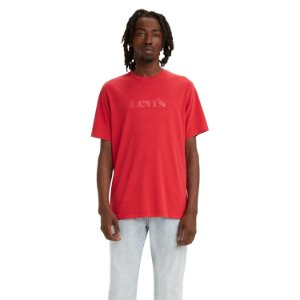 Camiseta Masculina Manga Curta Adulto Levi´s