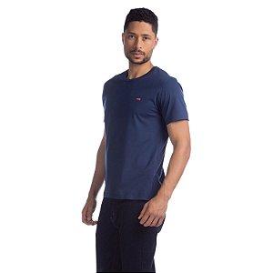 Camiseta Levi`s Marinho Basica