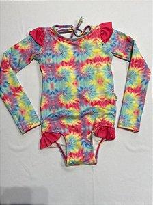 Maio Rosa Tie Dye