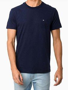 Camiseta mc Basica Meia Malha