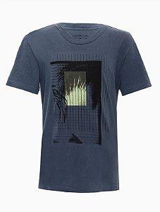 Tshirt mc mm Pig Summer Shadow