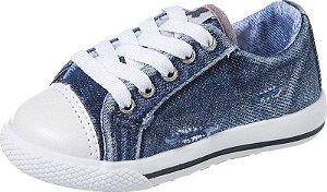 Tenis Feminino / Jeans Claro