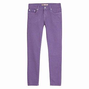 Calça Lilas Jeans Infantil
