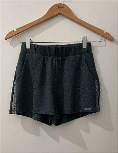 Shorts Chumbo Brilho
