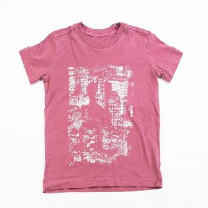 Camiseta Reserva Mini Estampada Silk