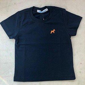 Camiseta Infantil Masculina Basica