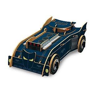 Batmóvel Quebra-cabeça 3d