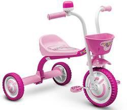 Bicicleta Triciclo Infantil Nathor Unissex You 3 Kids Aro 5